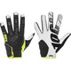 100% Simi Gloves black/lime